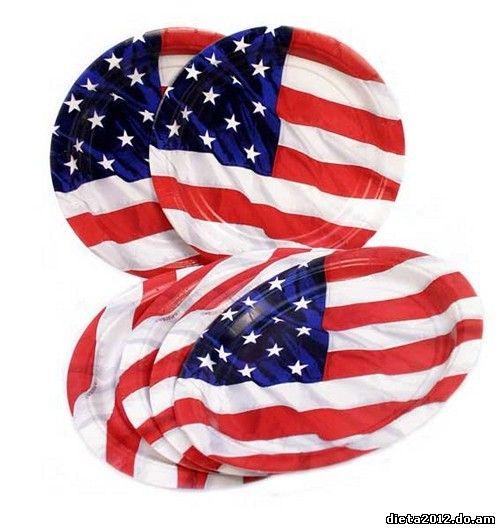 Диета американская